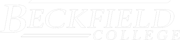 Beckfield College White Logo - Allied Health Training - Florence, KY and Online