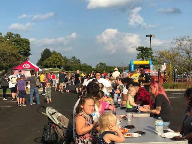 Florence Campus Life - Tailgate Celebration - Beckfield College - Florence, KY