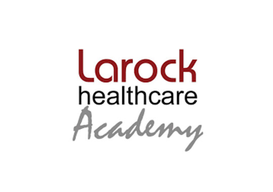 Larock Healthcare Academy Logo - Business Administration Program Page - Florence, KY