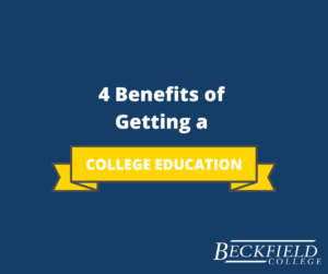 Four Benefits of Getting a College Education - Cincinnati, OH