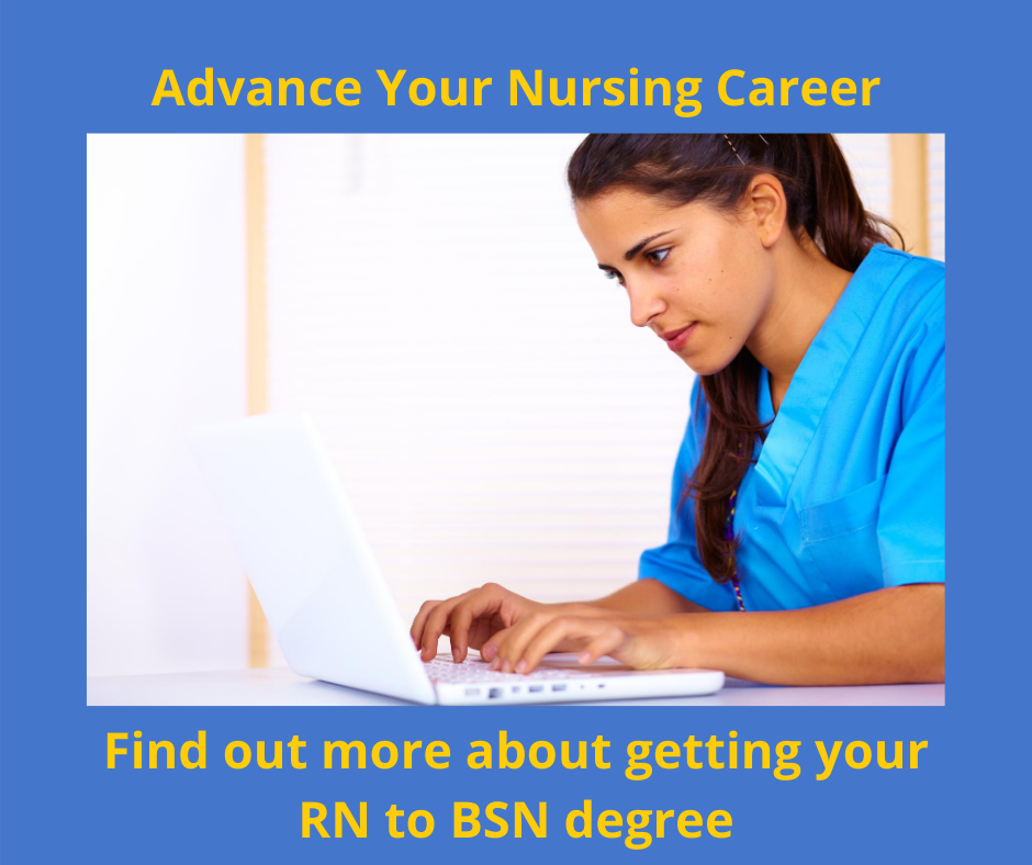 Advance your Nursing Career with an RN to BSN Degree - Healthcare Career Training - Beckfield College - Florence, KY