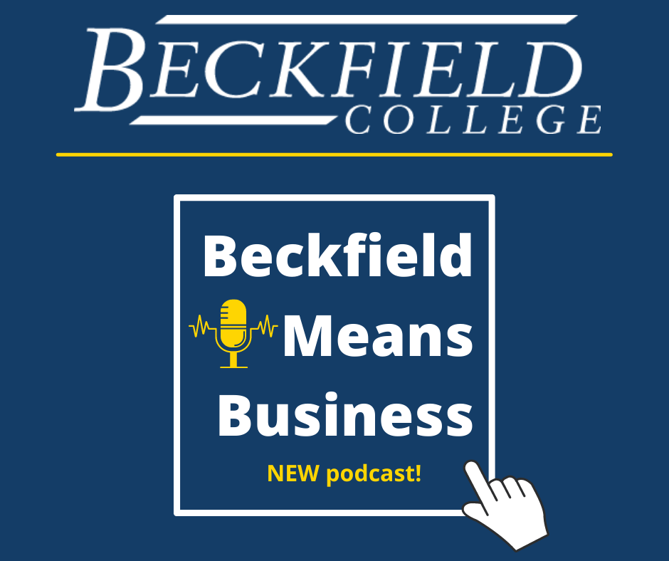 podcast Beckfield Means Business